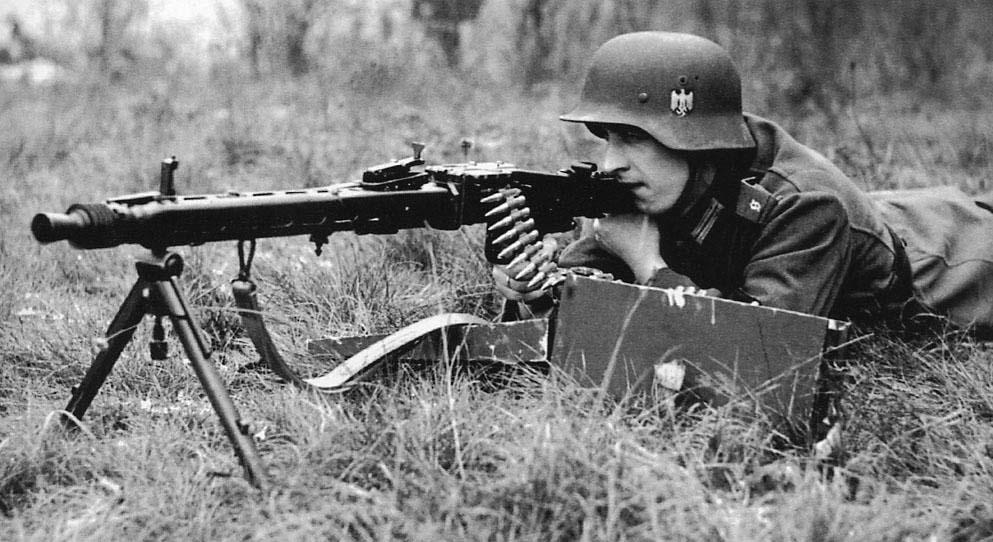 Maschinegewehr 42 Wallpaper: Série Armas De Guerra - Episódio 1: MG42