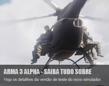 ArmA 3 alpha &#8211; Conhea todos os detalhes