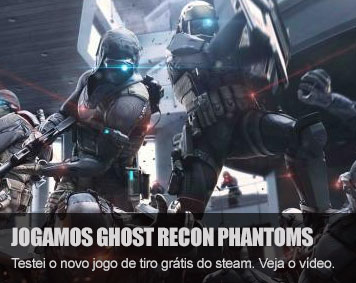 Testando Tom Clancy's Ghost Recon Phantoms