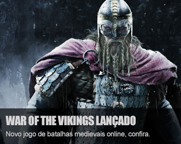 War of the Vikings é lançado oficialmente