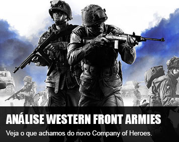 Company of Heroes 2: The Western Front Armies – Análise – Review